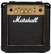 Marshall MG10G 10 Watt Guitar Combo Black and Gold
