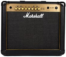 Marshall MG30GFX 30 Watt Guitar Combo Black and Gold