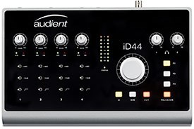 Audient iD44 USB-C Audio Interface
