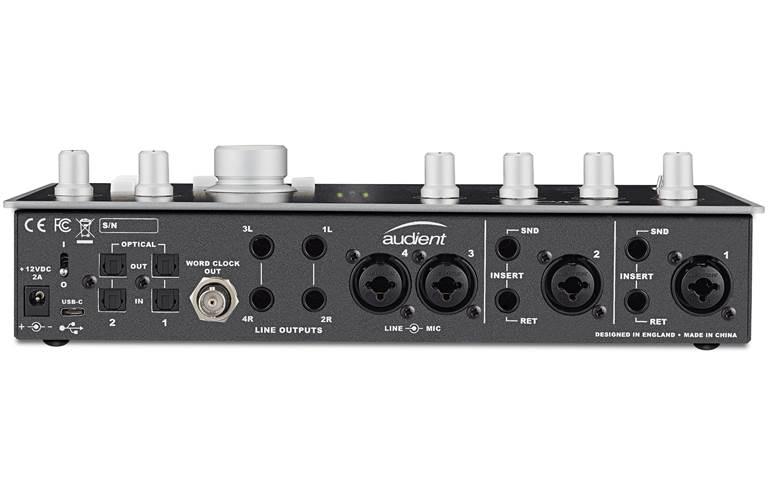 Audient iD44 USB-C Audio Interface