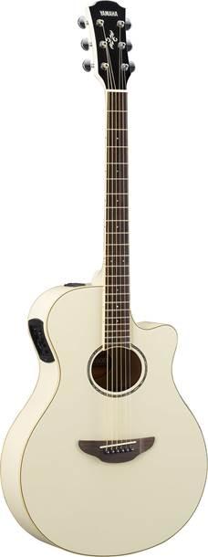 Yamaha APX600VW Vintage White