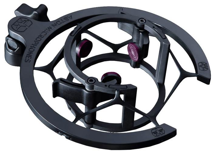 Aston Swift Universal Shock Mount