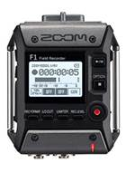 Zoom F1-SP Field Recorder with Shotgun Mic