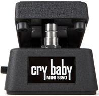 Dunlop CBM535Q Mini Cry Baby Q Wah Wah