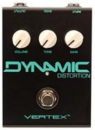 Vertex Dynamic Distortion
