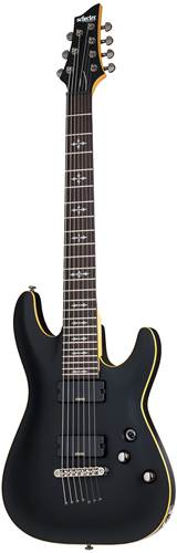 Schecter Demon-7 Aged Black Satin