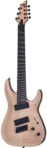 Schecter C-7 SLS Elite Multi Scale Gloss Natural
