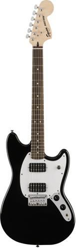 Squier Bullet Mustang HH Black Indian Laurel Fingerboard