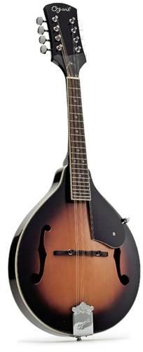 Ozark 2071 Mandolin A Style F Hole