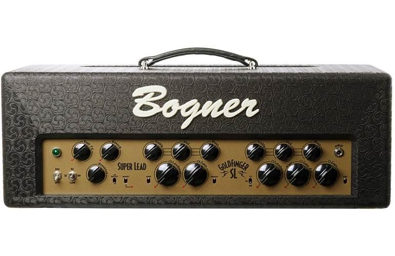 Bogner Goldfinger SL Superlead 6V6 45W Head
