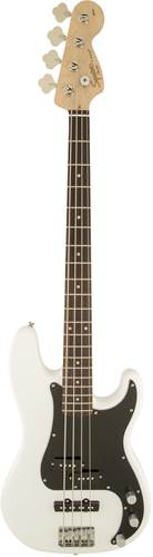 Squier Affinity PJ Bass Olympic White Laurel Fingerboard