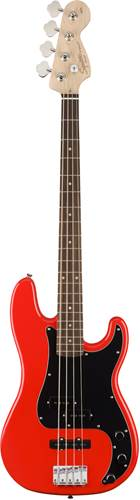 Squier Affinity PJ Bass Race Red IL