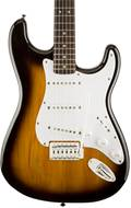 Squier Bullet Strat Brown Sunburst IL