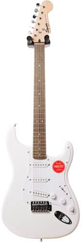 Squier Bullet Strat with Trem Arctic White IL Electric Guitar