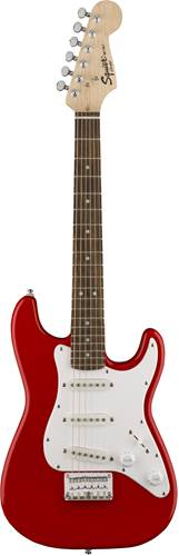 Squier Mini Strat V2 Torino Red IL