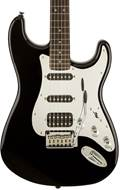 Squier Black and Chrome Standard HSS Strat IL
