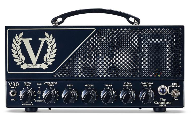 Victory Amps V30MKII The Countess Head - 6L6