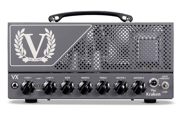 Victory Amps VX The Kraken Head