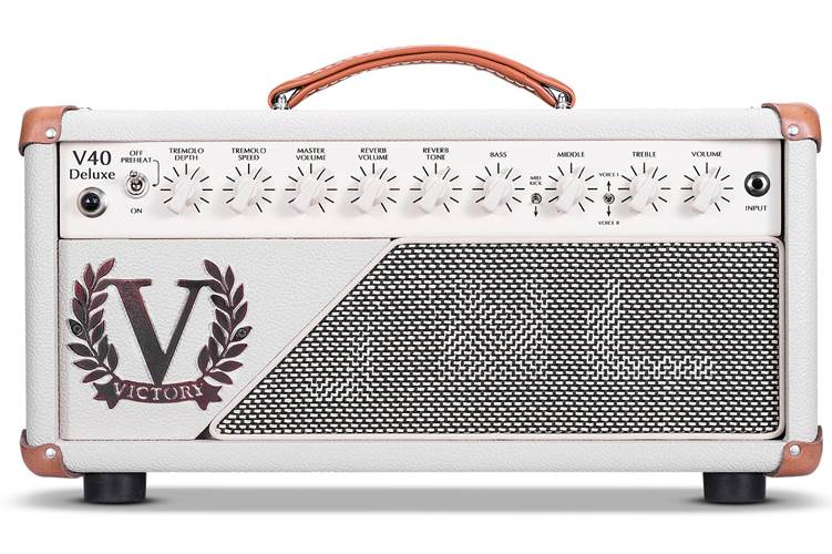 Victory Amps V40 Duchess Deluxe Head