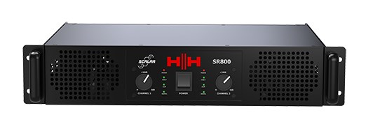 HH SR800 4000W Power Amplifier