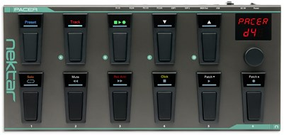 Nektar Pacer MIDI DAW Foot Controller