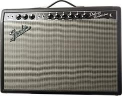 Fender 65 Deluxe Reverb Combo (Ex-Demo) #ac0137260