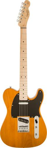 Squier Affinity Tele Butterscotch Blonde MN