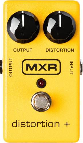 MXR Distortion + M104