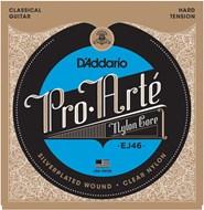 D'Addario EJ46 Pro Arte High Tension Classical Strings