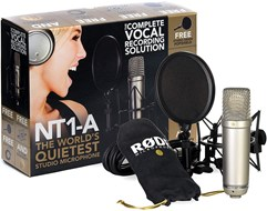 Rode NT1A Microphone Pack