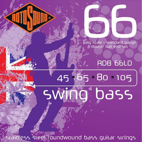 Rotosound RDB66LD 45-105 Double Ballend Bass strings