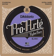 D'Addario EJ44 Pro Arte Extra Hard Tension Classical Strings