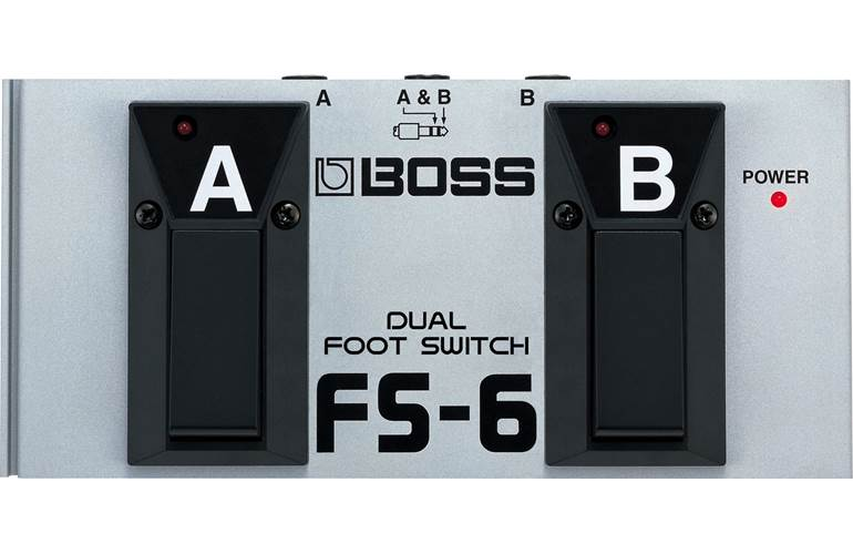 BOSS FS6 Momentary/Latch A/B Footswitch