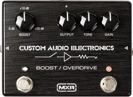 MXR Boost/Overdrive MC402