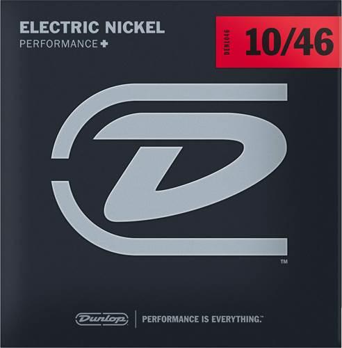 Dunlop DEN1046 10-46 Nickel Electric Strings