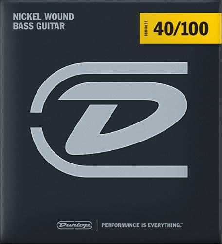Dunlop DBN1064 40-100 Nickel Bass Strings