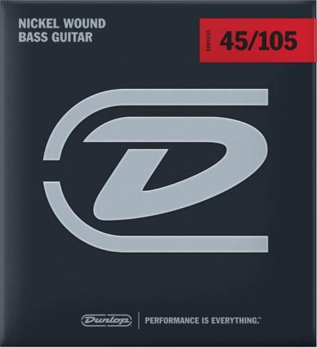 Dunlop DBN2014 45-105 Nickel Bass Strings