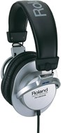Roland RH200S Stereo Headphones Silver