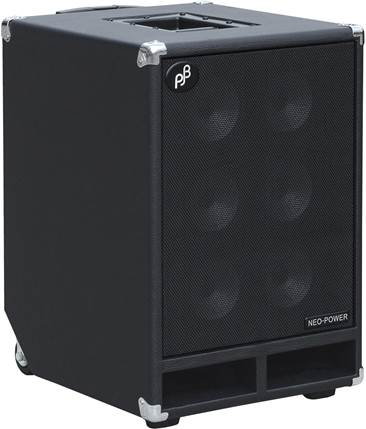 Phil Jones Neo 6b Speaker Cab