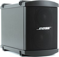 Bose B1 Bass Amp Module Black