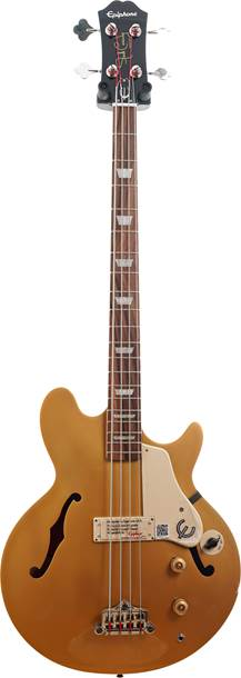 Epiphone Jack Casady Bass Metallic Gold (Ex-Demo) #18101500109