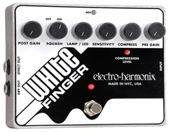Electro Harmonix White Finger Analog Optical Compressor