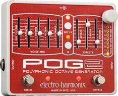 Electro Harmonix POG2 Poly Octave Generator