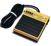 Korg PS1 Single Momentary Footswitch