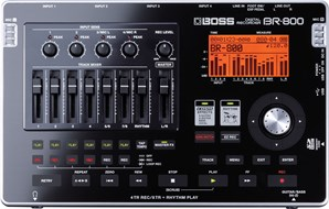 BOSS BR-800  Digital Recording