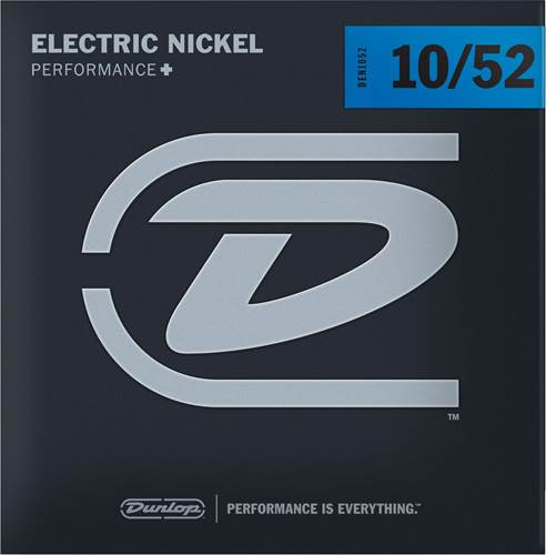 Dunlop DEN1052 Electric Strings 10-52