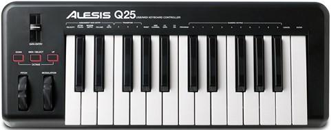 Alesis Q25 USB Controller Keyboard