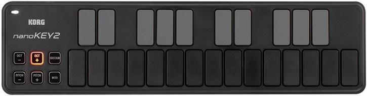 Korg NanoKey2 Black