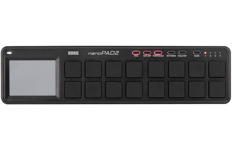 Korg NanoPad2 Black