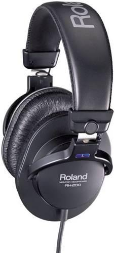Roland RH200BK Stereo Headphones Black